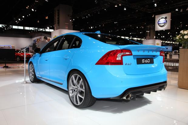 2015 Volvo S60 and V60 Polestar: Chicago Auto Show featured image large thumb8