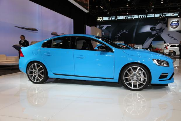 2015 Volvo S60 and V60 Polestar: Chicago Auto Show featured image large thumb10