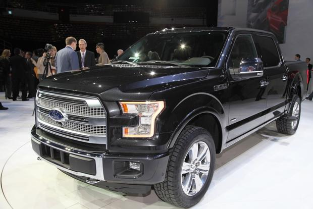 2015 Ford F-150: Detroit Auto Show featured image large thumb0