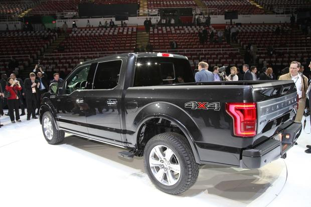 2015 Ford F-150: Detroit Auto Show featured image large thumb4