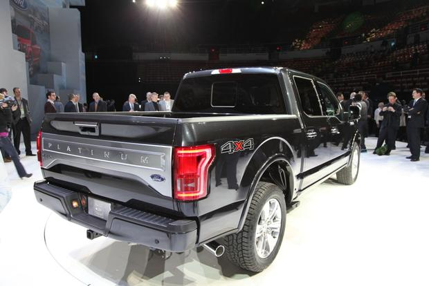 2015 Ford F-150: Detroit Auto Show featured image large thumb6