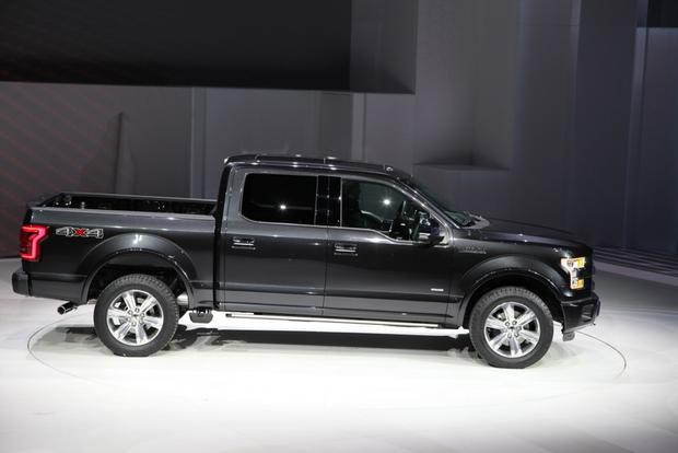 2015 Ford F-150: Detroit Auto Show featured image large thumb7