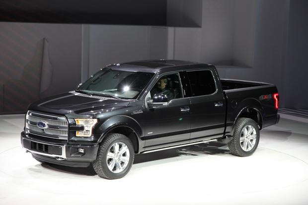 2015 Ford F-150: Detroit Auto Show featured image large thumb8