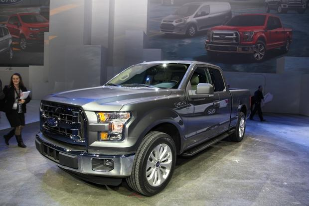 2015 Ford F-150: Detroit Auto Show featured image large thumb9