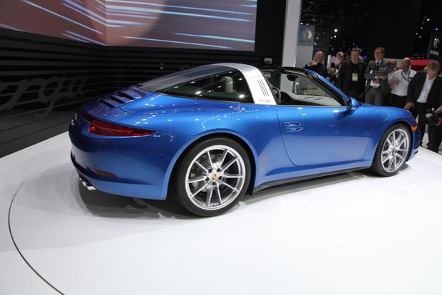 2014 Porsche 911 Targa: Detroit Auto Show featured image large thumb6