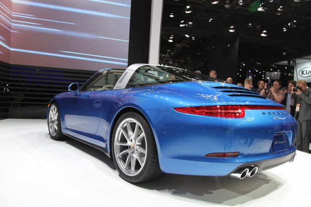 2014 Porsche 911 Targa: Detroit Auto Show featured image large thumb7