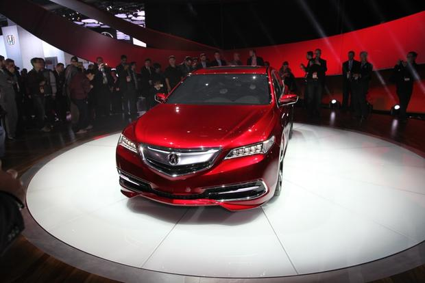Acura TLX Prototype: Detroit Auto Show featured image large thumb1