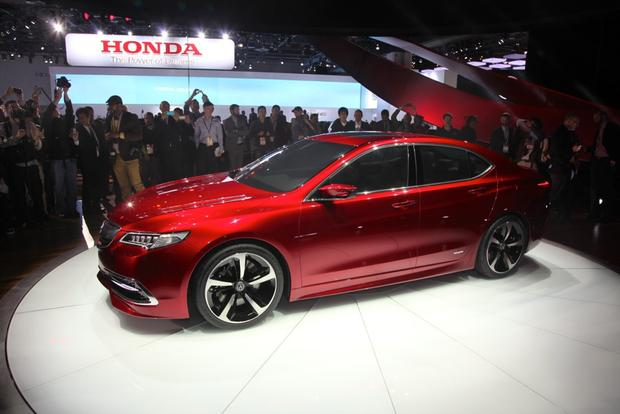 Acura TLX Prototype: Detroit Auto Show featured image large thumb4