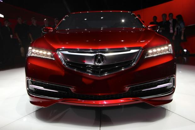Acura TLX Prototype: Detroit Auto Show featured image large thumb5