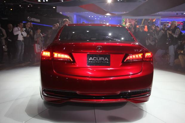 Acura TLX Prototype: Detroit Auto Show featured image large thumb6