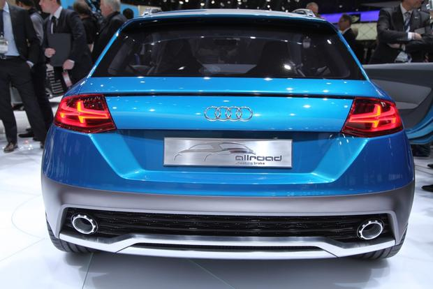 Audi Allroad Shooting Brake Concept: Detroit Auto Show featured image large thumb0