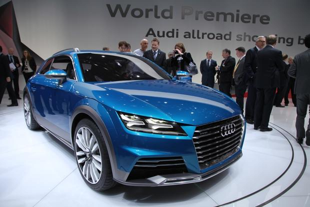 Audi Allroad Shooting Brake Concept: Detroit Auto Show featured image large thumb2