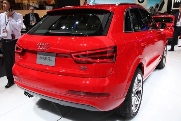 2015 Audi Q3: Detroit Auto Show featured image large thumb0