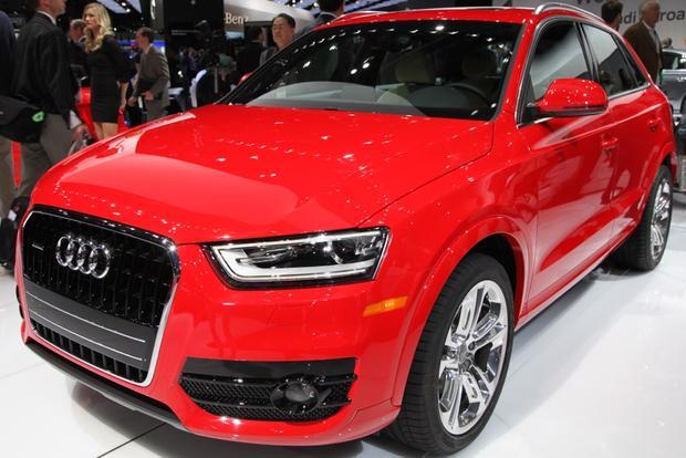 2015 Audi Q3: Detroit Auto Show featured image large thumb1
