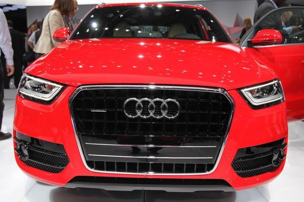 2015 Audi Q3: Detroit Auto Show featured image large thumb2