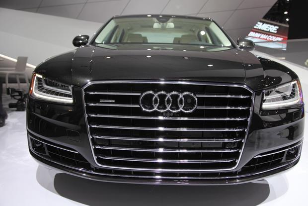 2015 Audi A8 and S8: Detroit Auto Show featured image large thumb0