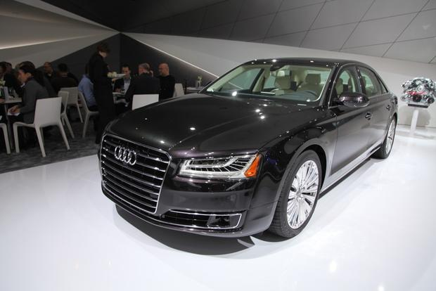 2015 Audi A8 and S8: Detroit Auto Show featured image large thumb1