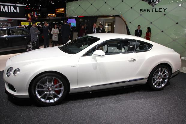 2014 Bentley Continental GT V8 S: Detroit Auto Show featured image large thumb0