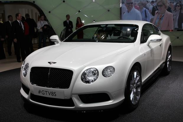 2014 Bentley Continental GT V8 S: Detroit Auto Show featured image large thumb1
