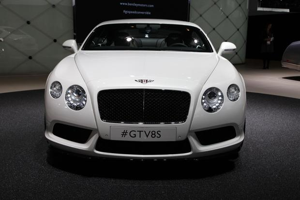 2014 Bentley Continental GT V8 S: Detroit Auto Show featured image large thumb3