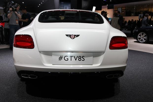 2014 Bentley Continental GT V8 S: Detroit Auto Show featured image large thumb4