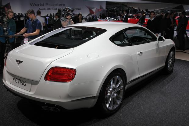 2014 Bentley Continental GT V8 S: Detroit Auto Show featured image large thumb6