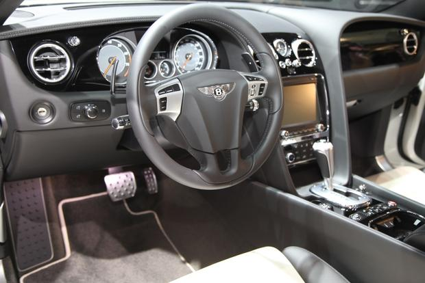 2014 Bentley Continental GT V8 S: Detroit Auto Show featured image large thumb8