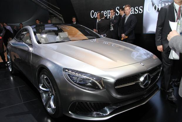 Mercedes-Benz Concept S-Class Coupe: Detroit Auto Show featured image large thumb1