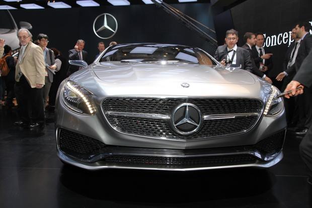 Mercedes-Benz Concept S-Class Coupe: Detroit Auto Show featured image large thumb2