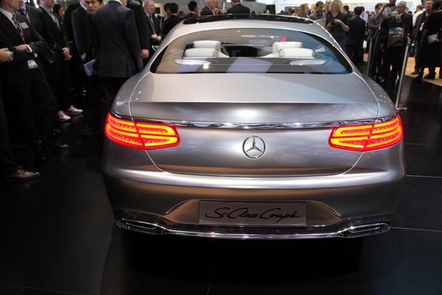 Mercedes-Benz Concept S-Class Coupe: Detroit Auto Show featured image large thumb3