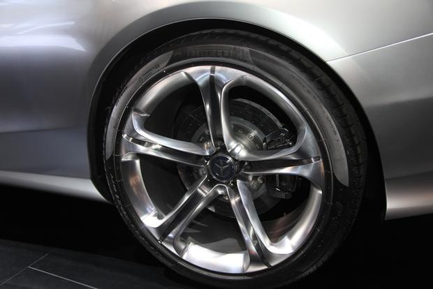 Mercedes-Benz Concept S-Class Coupe: Detroit Auto Show featured image large thumb5