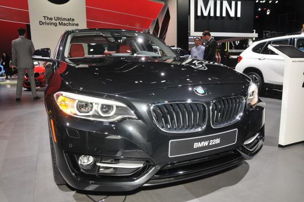 2014 BMW 2 Series Coupe: Detroit Auto Show featured image large thumb0