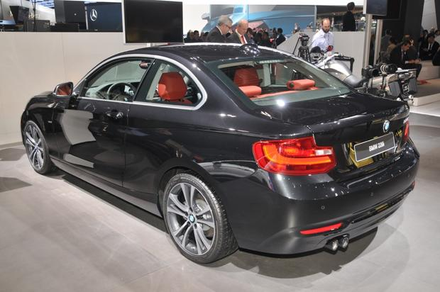 2014 BMW 2 Series Coupe: Detroit Auto Show featured image large thumb1