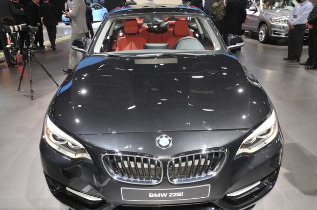 2014 BMW 2 Series Coupe: Detroit Auto Show featured image large thumb2
