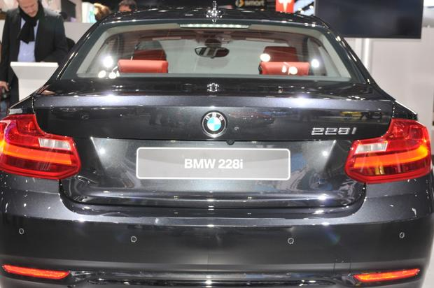 2014 BMW 2 Series Coupe: Detroit Auto Show featured image large thumb3
