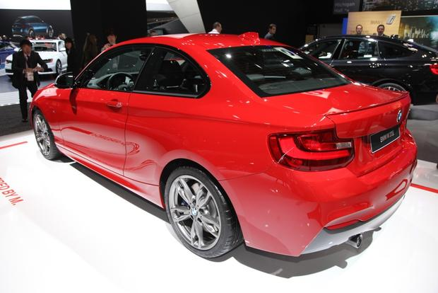2014 BMW M235i Coupe: Detroit Auto Show featured image large thumb0