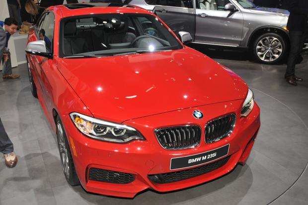 2014 BMW M235i Coupe: Detroit Auto Show featured image large thumb1