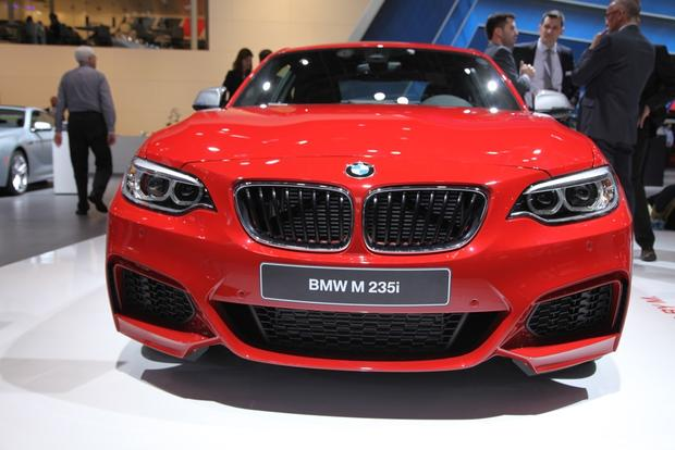 2014 BMW M235i Coupe: Detroit Auto Show featured image large thumb2