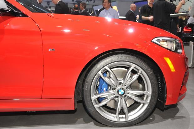 2014 BMW M235i Coupe: Detroit Auto Show featured image large thumb3