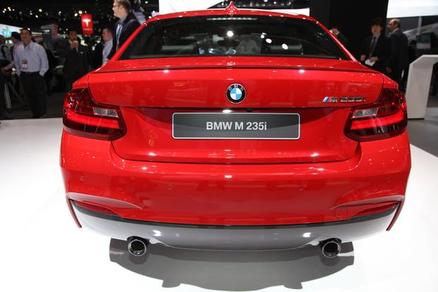 2014 BMW M235i Coupe: Detroit Auto Show featured image large thumb4
