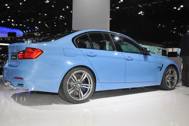 2015 BMW M3: Detroit Auto Show featured image large thumb0