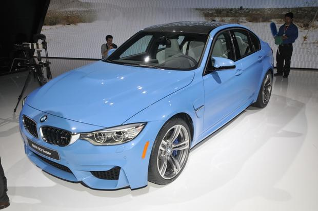 2015 BMW M3: Detroit Auto Show featured image large thumb1