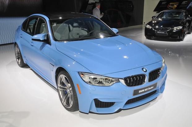 2015 BMW M3: Detroit Auto Show featured image large thumb2