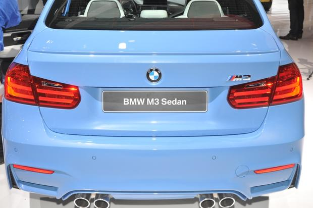2015 BMW M3: Detroit Auto Show featured image large thumb3