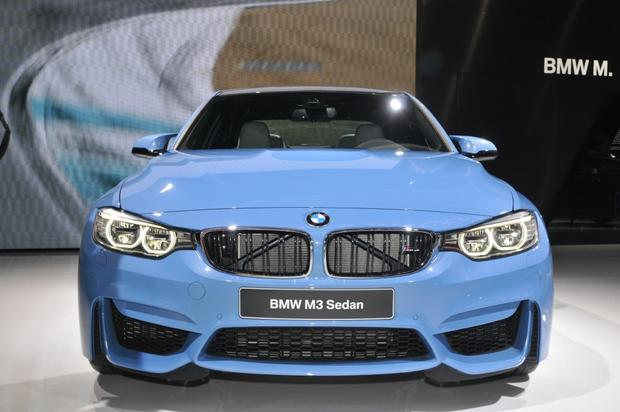 2015 BMW M3: Detroit Auto Show featured image large thumb4