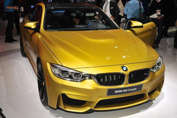 2015 BMW M4: Detroit Auto Show featured image large thumb0