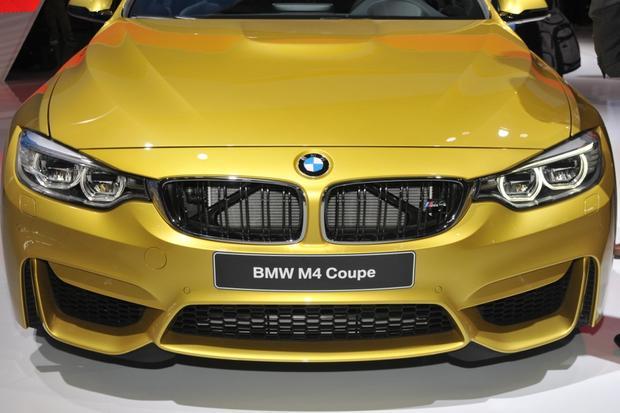 2015 BMW M4: Detroit Auto Show featured image large thumb1