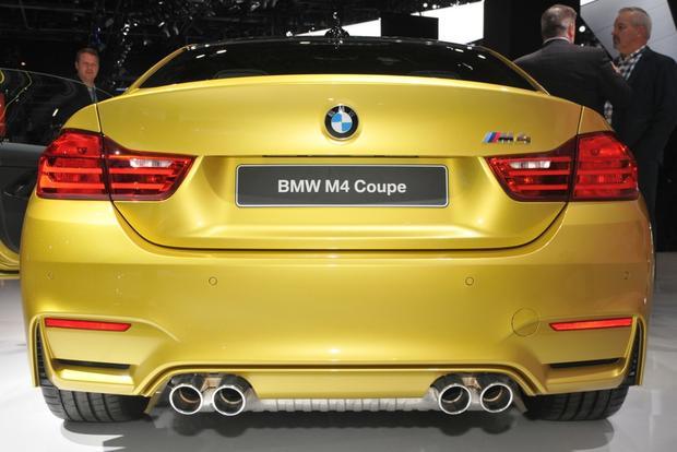 2015 BMW M4: Detroit Auto Show featured image large thumb2