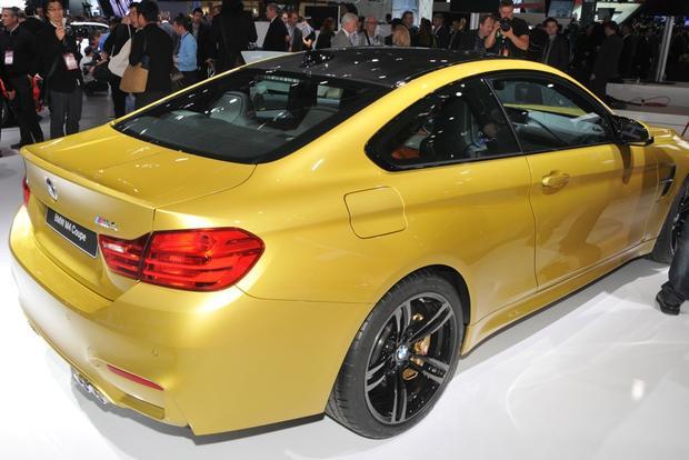 2015 BMW M4: Detroit Auto Show featured image large thumb3