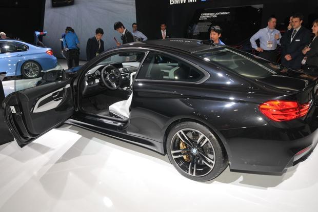 2015 BMW M4: Detroit Auto Show featured image large thumb6